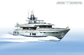 SETZER TO COLLABORATE WITH LOGOS MARINE