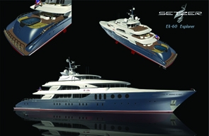 SETZER JOINS FORCES WITH FITTIPALDI YACHTS