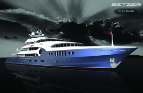 NEW ADDITIONS TO SETZER MEGAYACHT LINEUP