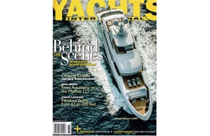 Penny Mae Travel Feature in Yachts International