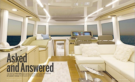 Power & Motoryacht Project Feature
