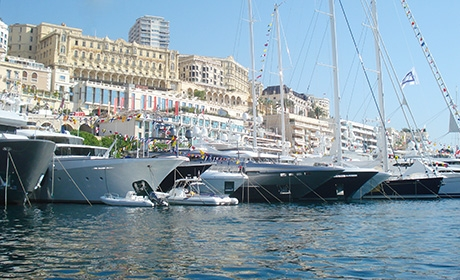 Meet Us at the Monaco Yacht Show