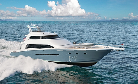 Sportfish Featured in Yachting