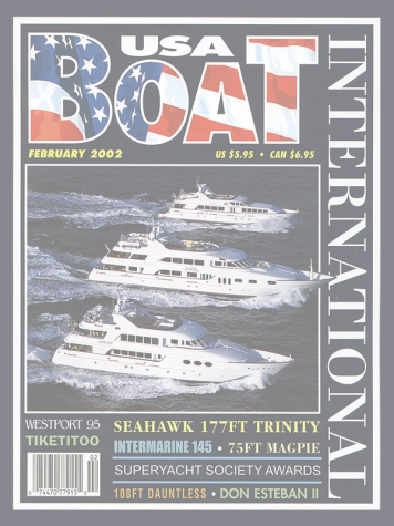 Boat USA: Keri Lee III (ex. Sea Hawk) and Magpie Cover Features Cover