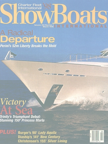 Showboats: Princess Marla Cover Feature Cover