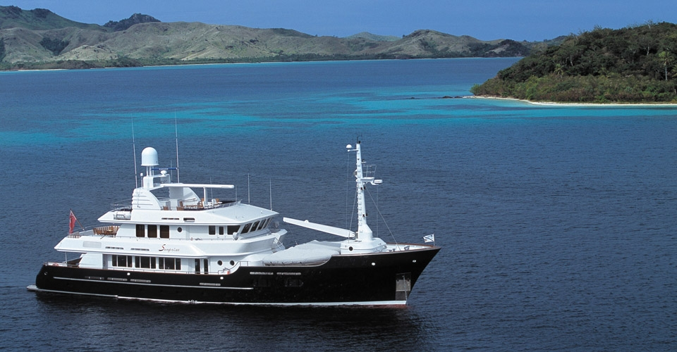 Koi | 35m Expedition Yacht