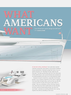 What Americans Want: Showboats Special Feature Cover
