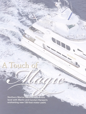 A Touch of Magic: Showboats Project Feature Cover
