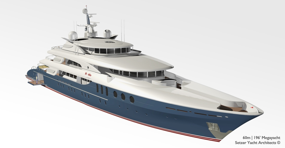 Megayacht Designs Images