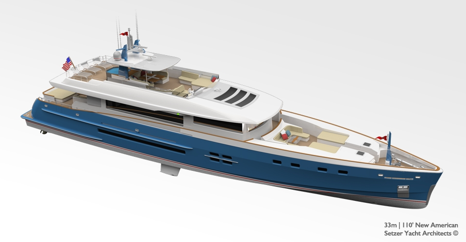 Plumb Bow Superyachts Images