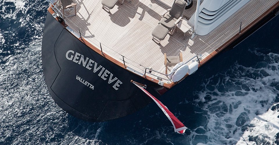 Genevieve Refit: Galley Images
