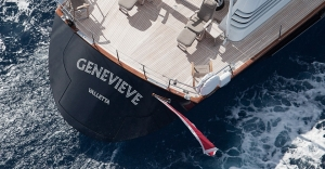 Genevieve Refit: Galley
