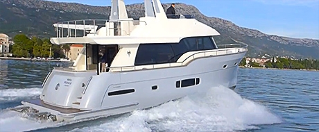 Outer Reef Trident 550 Initial Sea Trials